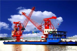 Floating Crane for Port or Power plant
