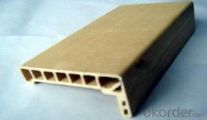 Good Quality PVC Door Frame TCT6012