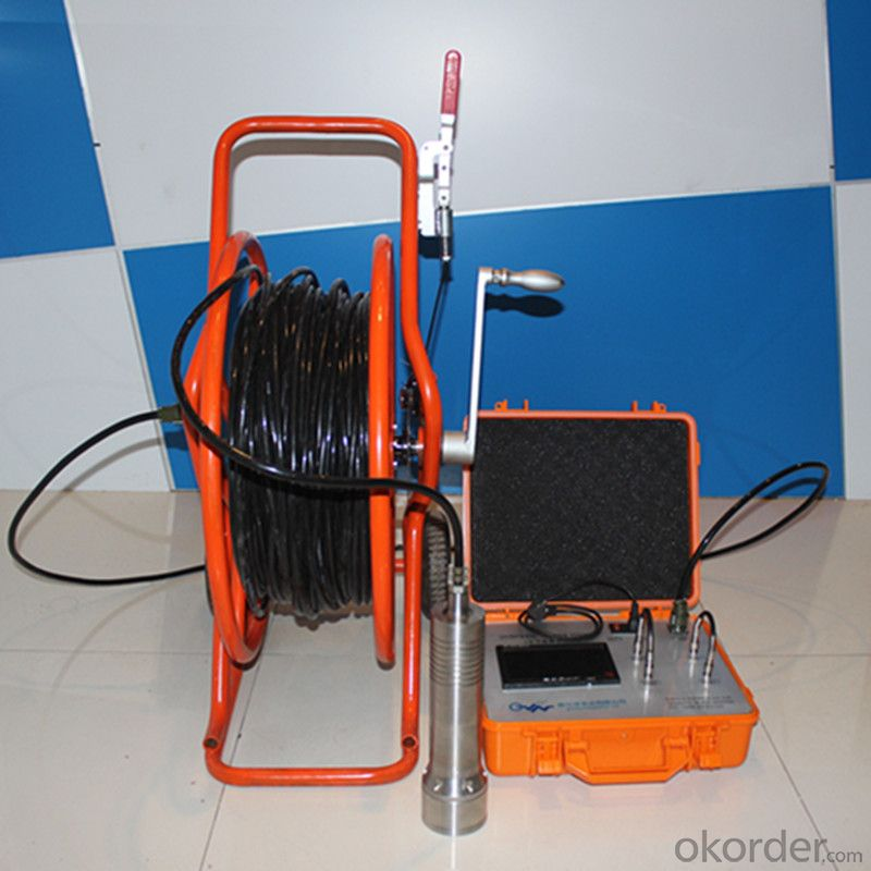 High-quality underwater well inspect camera system