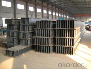 GB Standard Steel H Beam 200mm-250mm with High Quality