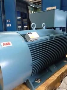 ABB AC Motor  HXR 500LP6 Series
