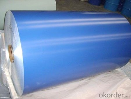 Coated Aluminium Coil-AA1100