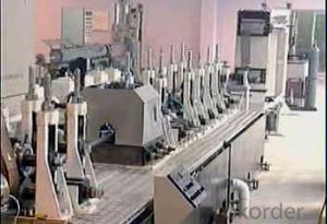 Steel Plastic pipe Mill / 200 Pipe Mill
