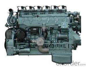 WT615 Series Gas Engine