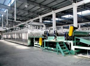 Chopped Strand Mat Production line, 3.4m width