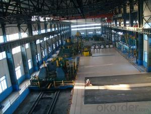 spiral welded pipe mill roll forming machine