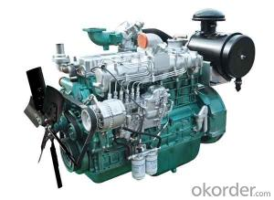 Yuchai  YC6A (120-150kW) Series Engines for Generators