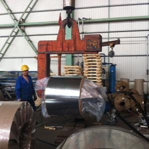 Tin Free Steel for Industrial Use in Metal Packaging