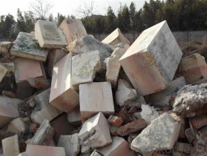 Second Hand- Zircon Brick(used)-95%