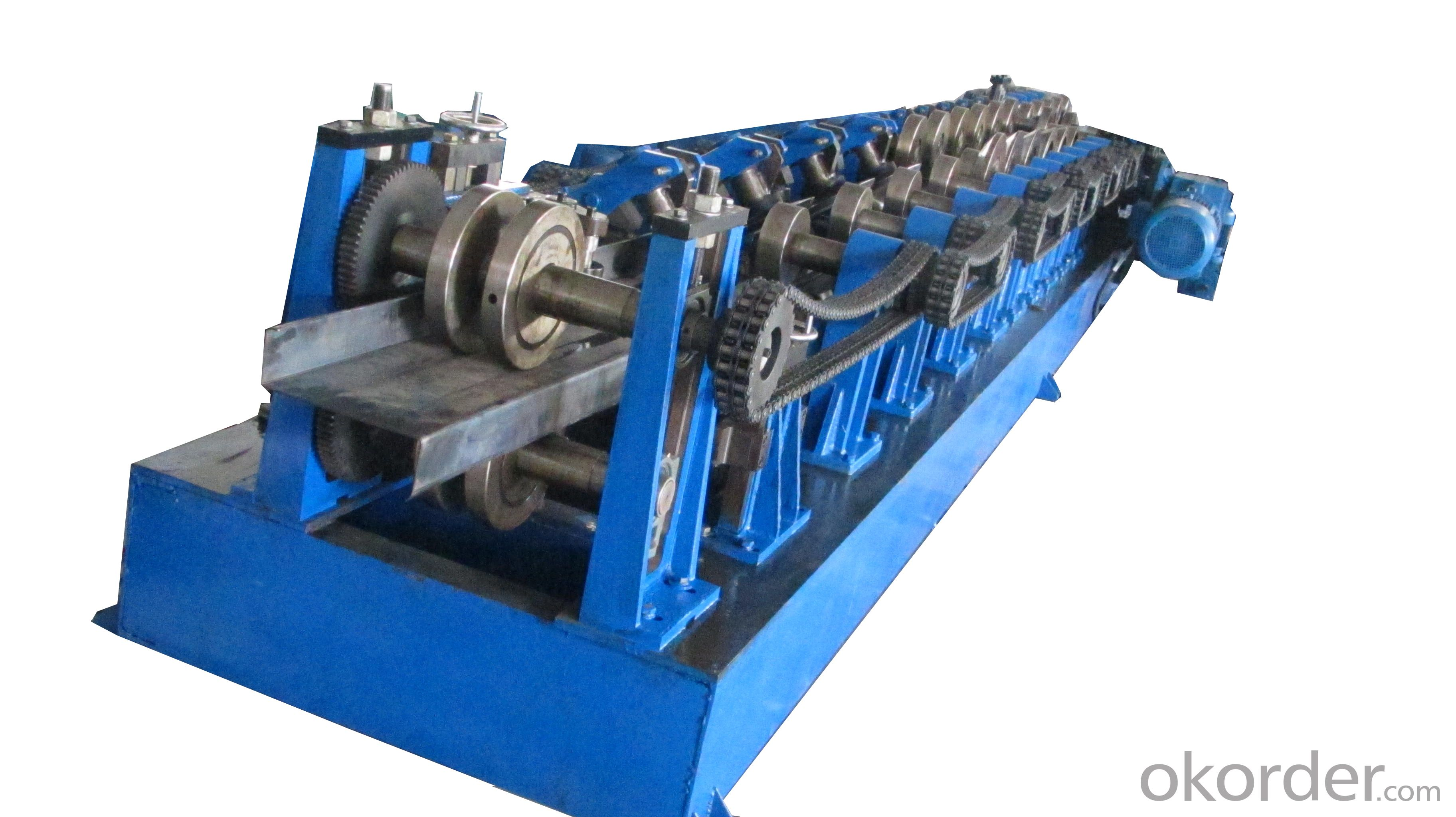 z profile cold bending forming machine