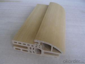 Durable, Firm, High Density  WPC Door Frame