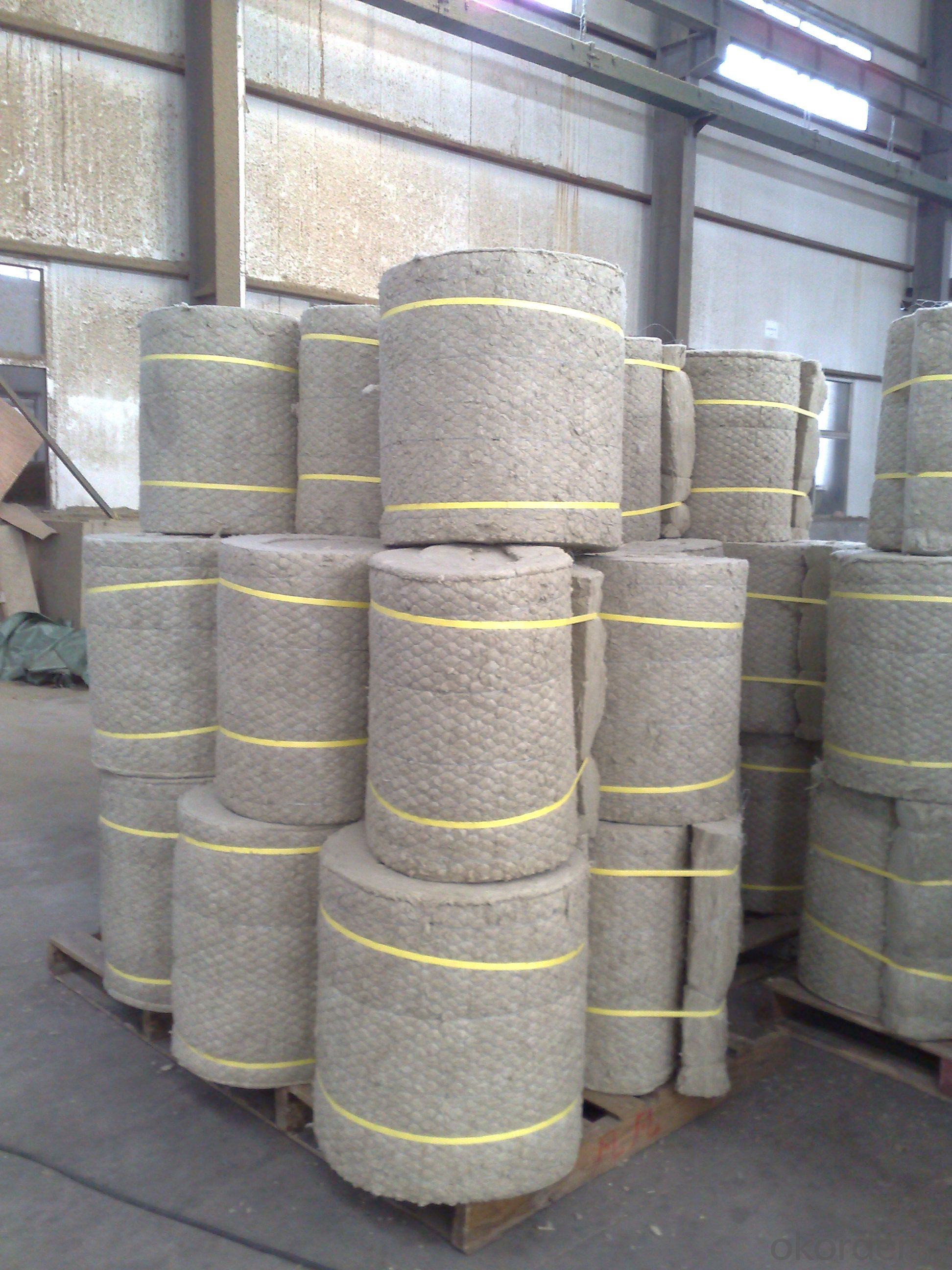 Excellent Rock Wool Blanket 120KG For Buildiing Insulation