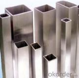 Aluminium Square Pipe-AA 6063