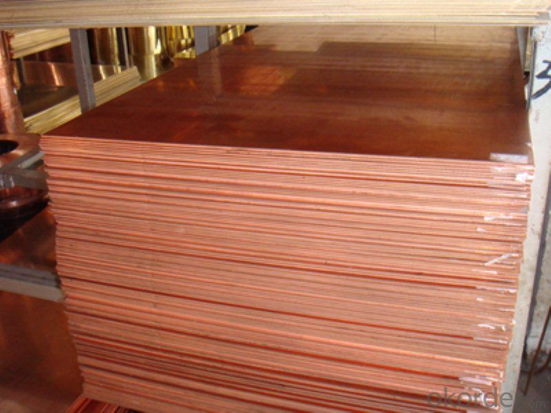 High quality-copper sheet