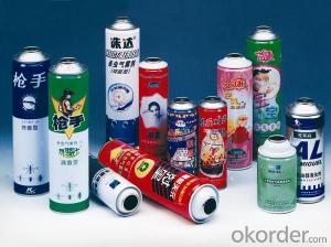 Aerosol Spray Can For Air Frenshner, Furniture Polish