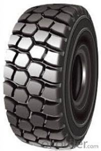 OFF THE ROAD RADIAL TYRE PATTERN BDTS FOR DUMPER SCRAPER