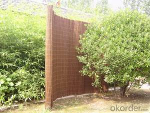 NATURAL WILLOW FENCE NATURAL GARDENING
