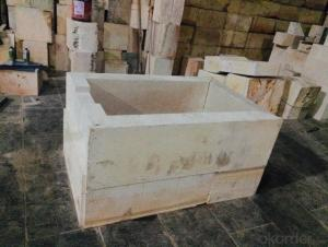 Second Hand- Zircon Corundum Brick(used)-95%