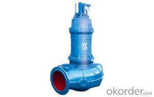 WQ2000 series Centrifugal submersible sewage pump