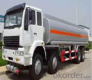 truck  8x4 fuel tank truck.
