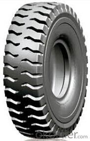OFF THE ROAD RADIAL TYRE PATTERN HLG01 FOR RIGID DUMPER OF LIEBHERR  KAMATSU