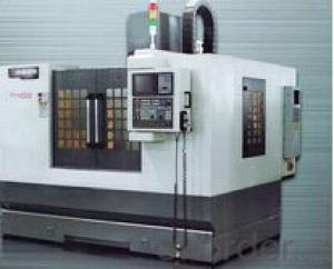 CNC Vertical Combination Lathe Milling Machine