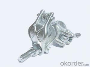 Drop Forged Dual Swivel Coupler