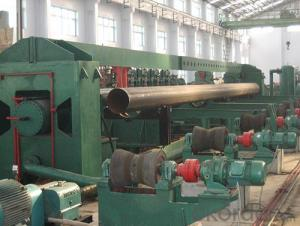 steel pipe mill Hydro-tester