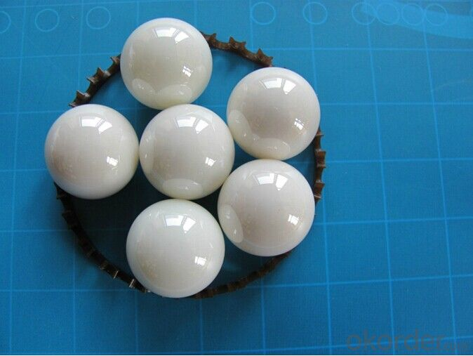 Smooth Ceramic Ball  Product
