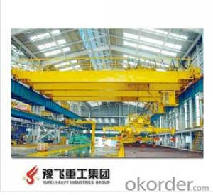 Single & Double Girder Eot Bridge Crane