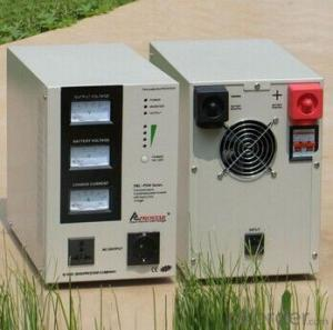 Inverter Sine Wave Charger with Manual Bypass 5kW