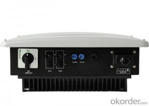on grid Solar Inverter Sununo-TL4KB with 1 MPPT