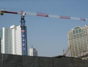 YONGMAO STT153 tower crane
