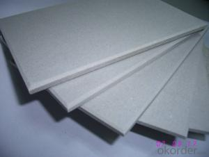 High Quality and Non-Asbestos Versatile Sandblasting Cutting Edge  Calcium Silicate Board For Ceiling