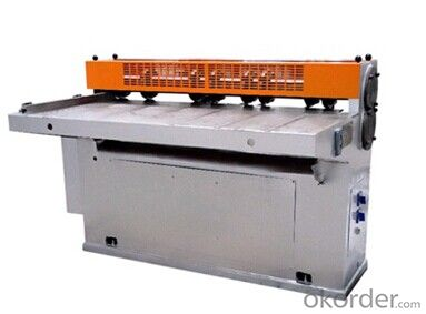 Cutting Machine For Tinplate Sheet