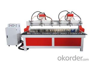 Wood CNC Router 2513