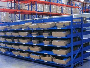 Punch Die Racking Systems for Warehouses