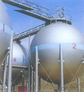 Low Temperature Pressure Vessel Steel