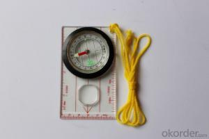 Map Scale Compass DC45-5W