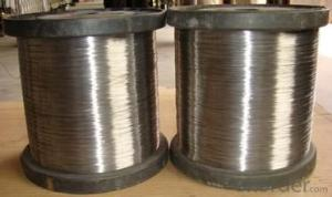 Ss wire410.0.13mm  for kitchen scourers,15kg/spool