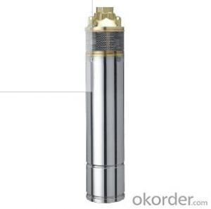 High Quality Deep Well Pump