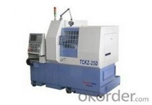 Heavy Duty Vertical Cnc Lathe Machine