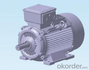 TECO AC Motor High Voltage