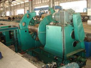 seam submerged arc welded pipe flat head chamfering machine