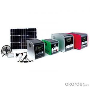 Solar Power System/Solar generator portable with MP3/Solar power system free shipping