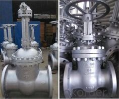 Gp240gh Rising Stem Gate Valve DN200