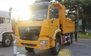 HAOHAN DUMP TRUCK 2906HP, 6X4, ZZ3255M3646A1