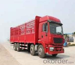 truck 5X2 Cargo truck