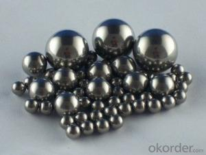 Ball bearing steel balls
