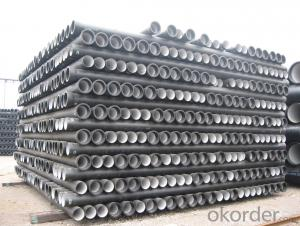 Ductile Iron Pipe DN450
